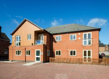 Thumbnail 1 bed flat for sale in Wharf Road, Gnosall, Stafford