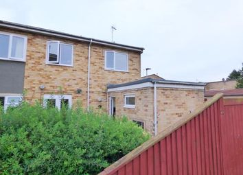 Thumbnail 3 bed end terrace house for sale in Dalby Court, Peterborough, Cambridgeshire