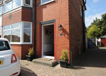 Thumbnail 3 bed semi-detached house to rent in Lime Avenue, Whitefield, Manchester