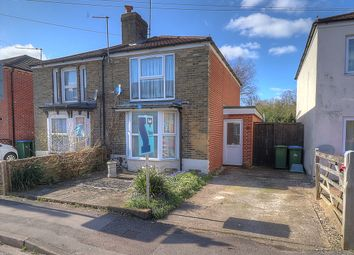Thumbnail 2 bed semi-detached house for sale in Adelaide Road, Southampton