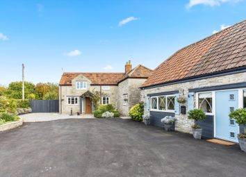Castlebrook House, Castlebrook, Compton Dundon, Somerton, Somerset TA11. 9 bed cottage for sale
