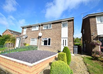 Thumbnail 3 bedroom semi-detached house for sale in Coupals Road, Haverhill