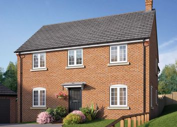 "Thumbnail 5 bed detached house for sale in ""The Byrne"" at Coventry Road, Cawston, Rugby"