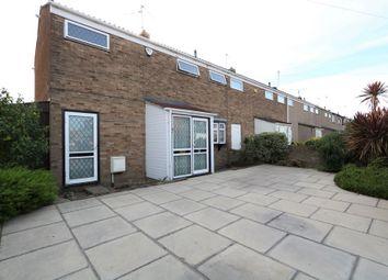 Thumbnail 3 bedroom end terrace house for sale in Brennan Road, Tilbury
