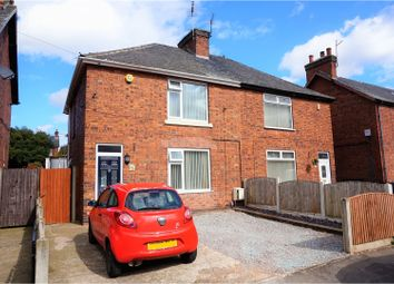 Thumbnail 3 bed semi-detached house for sale in Mary Street, Kirkby In Ashfield