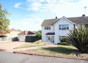 Thumbnail 3 bedroom semi-detached house to rent in Uplands Park Road, Rayleigh