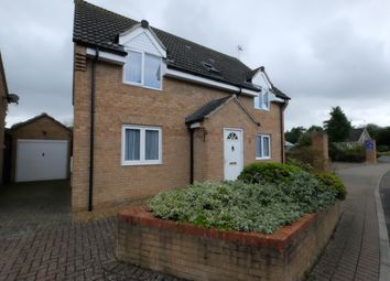 Thumbnail 4 bed detached house for sale in Campion Way, Hethersett, Norwich