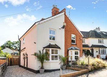 Thumbnail 3 bedroom semi-detached house for sale in Sunninghill, Berkshire