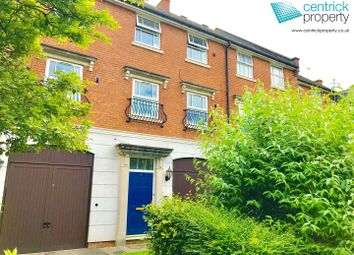 Thumbnail 4 bed town house for sale in Courtlands Close, Edgbaston, Birmingham