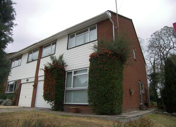Thumbnail 4 bed semi-detached house to rent in Rutland Gate, Bromley, London