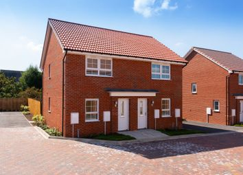 "Thumbnail 2 bed end terrace house for sale in ""Kenley"" at The Long Shoot, Nuneaton"