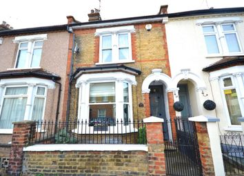 Thumbnail 3 bed terraced house to rent in Lynton Road South, Gravesend