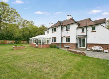 Thumbnail 5 bedroom detached house for sale in Netley Hill Estate, Bursledon, Hampshire