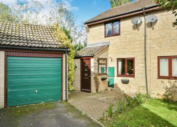 Thumbnail 2 bed semi-detached house for sale in Barrington Road, Watchfield, Swindon