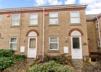 Thumbnail 3 bed terraced house to rent in Keln Leas, St. Ives, Cambridgeshire