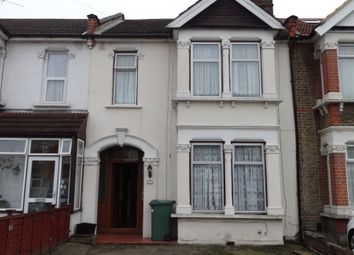 Thumbnail 4 bedroom terraced house for sale in Wellesley Road, Ilford