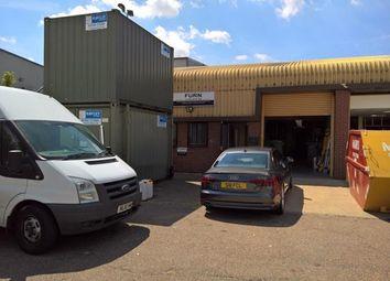 Thumbnail Light industrial to let in Unit 1, Falcon Park, Crompton Close, Basildon, Essex