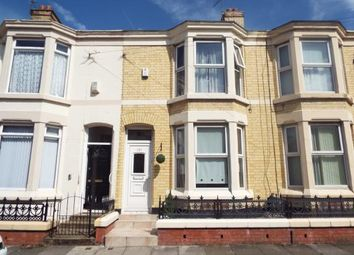Thumbnail 3 bed terraced house for sale in Adelaide Road, Kensington, Liverpool, Merseyside