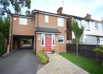 Thumbnail 3 bed detached house for sale in Lower Newport Road, Aldershot, Hampshire