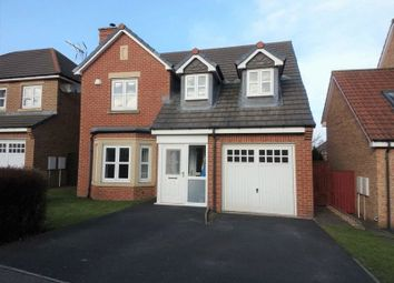 Thumbnail 4 bed detached house for sale in Younghall Close, Greenside, Ryton