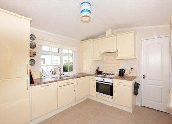 Thumbnail 2 bed mobile/park home for sale in Slipper Road, Emsworth, Hampshire