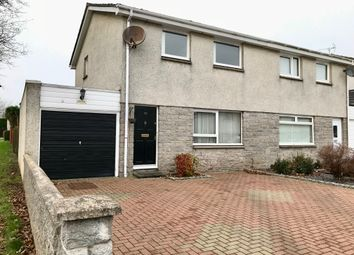 Thumbnail 3 bed semi-detached house to rent in Dubford Crescent, Bridge Of Don, Aberdeen