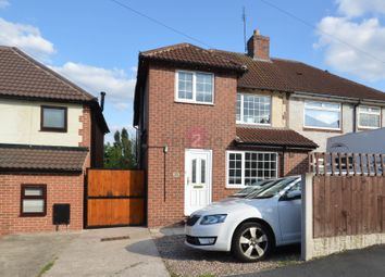 Thumbnail 3 bed semi-detached house for sale in Longstone Crescent, Frecheville, Sheffield