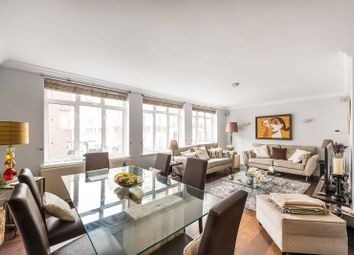 Thumbnail 3 bed flat for sale in Hyde Park Gate, South Kensington