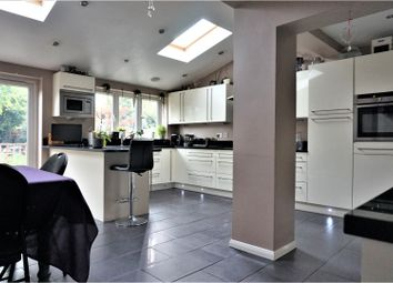 Thumbnail 5 bed semi-detached house for sale in Western Avenue, Romford