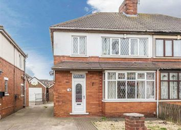 Thumbnail 3 bed semi-detached house for sale in Rowland Road, Scunthorpe, Lincolnshire