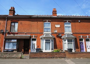 Thumbnail 3 bed terraced house for sale in Berkeley Road East, Yardley, Birmingham