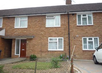 Thumbnail 3 bed terraced house to rent in Timsbury Crescent, Havant