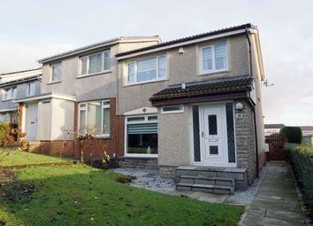 Thumbnail 3 bedroom semi-detached house for sale in Loch Maree, St Leonards, East Kilbride