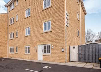 Thumbnail 2 bed flat for sale in Brunswick Place, Heckmondwike