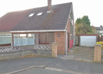 Thumbnail 4 bed semi-detached bungalow for sale in Karan Way, Melling, Liverpool