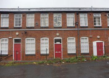 Thumbnail 1 bedroom flat for sale in Glebe Street, Walsall