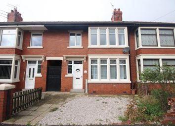 Thumbnail 3 bed terraced house for sale in Morston Avenue, Blackpool