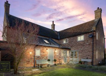 Thumbnail 4 bed cottage for sale in Main Street, Caythorpe, Nottinghamshire