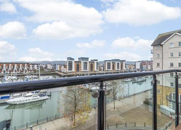 Thumbnail 2 bed flat for sale in Lockside, Portishead, North Somerset