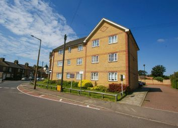 Thumbnail 2 bed flat for sale in Rectory Road, Grays