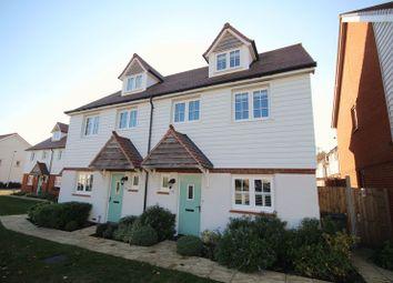 Thumbnail 3 bed semi-detached house for sale in Baker Lane, Tonbridge