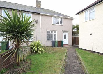 Thumbnail 3 bed end terrace house to rent in Canonsleigh Road, Becontree, Essex