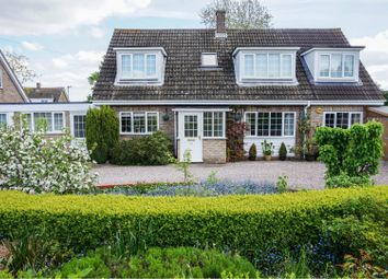 Thumbnail 5 bed detached house for sale in Washingley Road, Folksworth