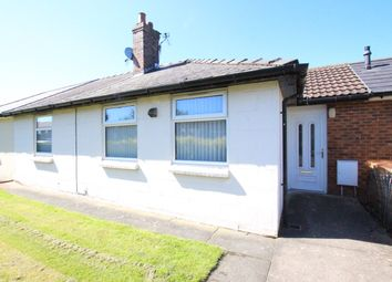 Thumbnail 2 bed terraced bungalow for sale in Peel Street, Carlisle