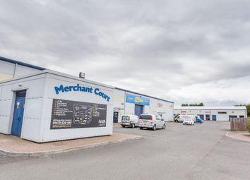 Thumbnail Industrial to let in Merchant Court, North Seaton Industrial Estate, Ashington