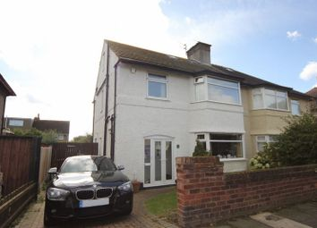 Thumbnail 4 bed semi-detached house for sale in Meadowside, Leasowe, Wirral
