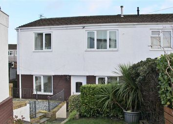 Thumbnail 3 bedroom end terrace house for sale in Northeron, West Cross, Swansea