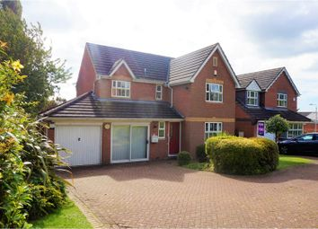 Thumbnail 4 bed detached house for sale in Whitegates Way, Huthwaite, Sutton-In-Ashfield