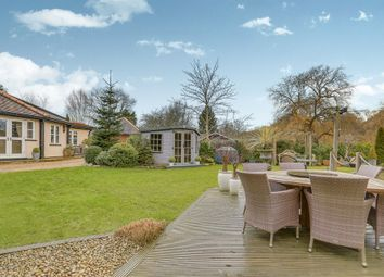 Thumbnail 3 bed bungalow for sale in Le Grand Chene, Tilburstow Hill Road, South Godstone
