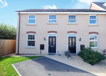 Thumbnail 3 bed semi-detached house for sale in Acer Way, Monmouth, Monmouthshire